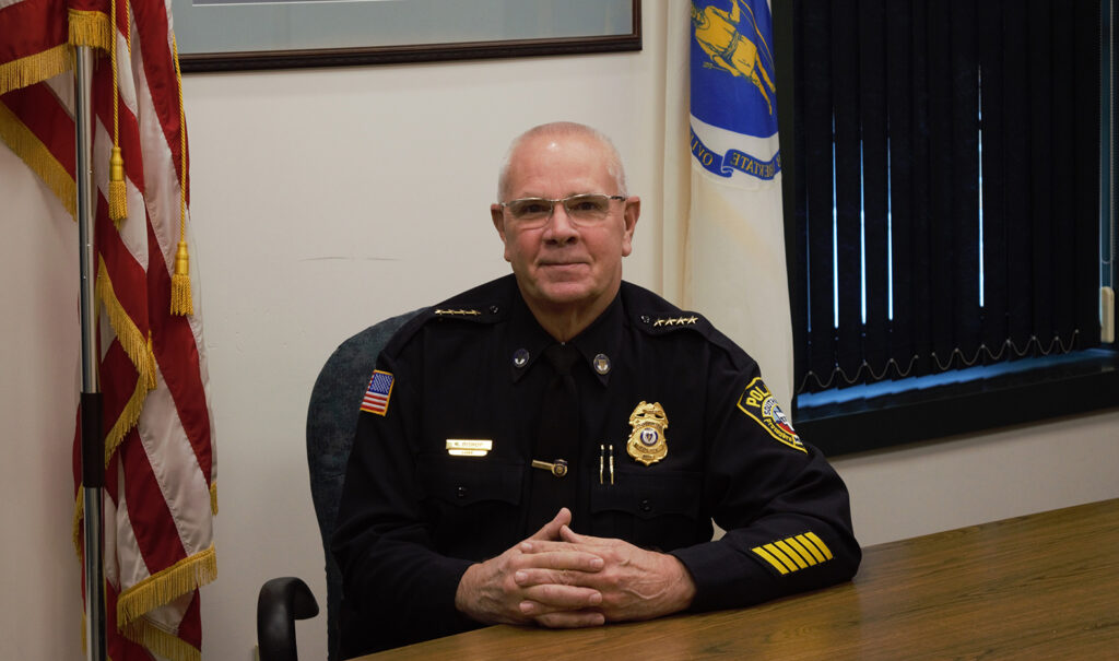 Chief of Police Kevin A. Bishop
